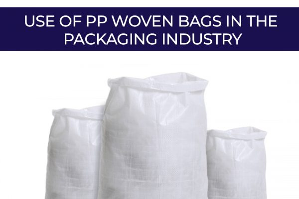 Use of PP Woven Bags in the Packaging Industry