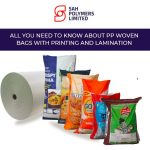All You Need to Know about PP Woven Bags with Printing and Lamination