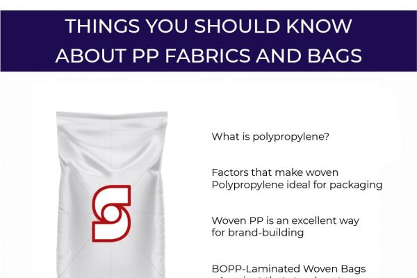 Things you should know about Woven Polypropylene (PP) fabrics and bags
