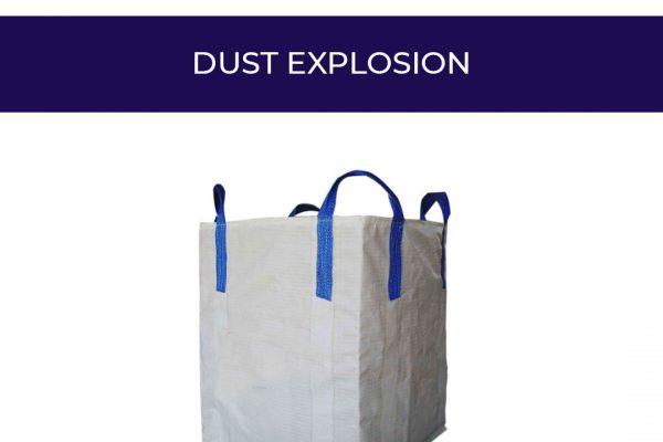 Is Dust explosion dangerous!